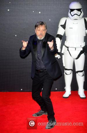 Mark Hamill - Star Wars: The Force Awakens - European Premiere at Leicester Square, London - London, United Kingdom -...