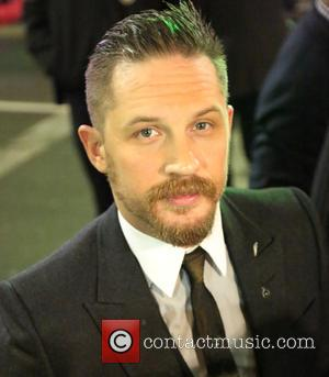 Tom Hardy - Premiere of 'The Revenant' at the TCL Chinese Theatre - Outside Arrivals - Los Angeles, California, United...