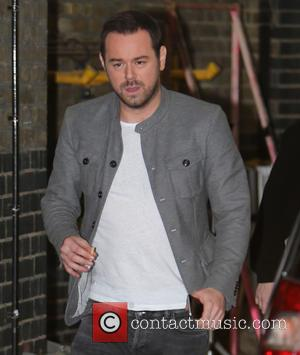 Danny Dyer - Danny Dyer outside ITV Studios - London, United Kingdom - Wednesday 16th December 2015