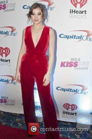 Hailee Steinfeld - 103.5 KISS FM's Jingle Ball 2015 presented by Capital One at Allstate Arena - Arrivals at Allstate...