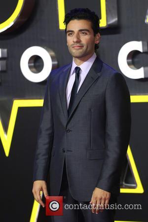 Oscar Isaac - Star Wars: The Force Awakens - UK film premiere - London, United Kingdom - Wednesday 16th December...