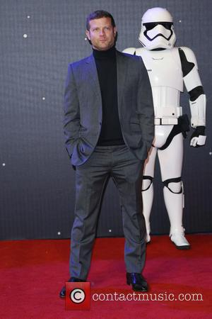 Dermot O'Leary - Star Wars: The Force Awakens - UK film premiere - London, United Kingdom - Wednesday 16th December...
