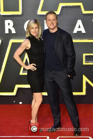 Alan Tudyk , Guest - Star Wars: The Force Awakens - European film premiere held at the Odeon Leicester Square....