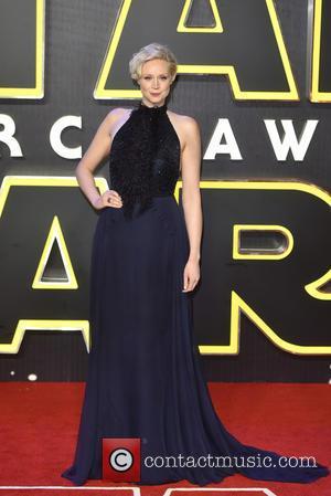Gwendoline Christie and Star Wars