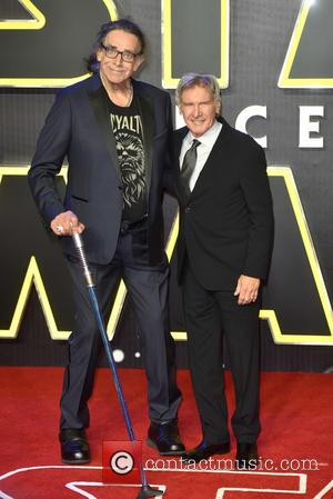Peter Mayhew, Harrison Ford and Star Wars