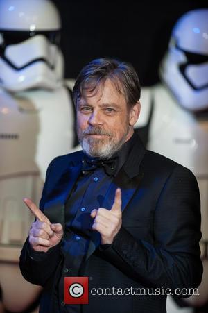 Mark Hamill - Star Wars: The Force Awakens - European film premiere held at the Odeon Leicester Square. at Odeon...