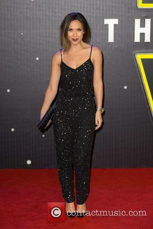 Myleene Klass - The European Premiere of 'Star Wars: The Force Awakens'  held at the Odeon and Vue, Leicester...