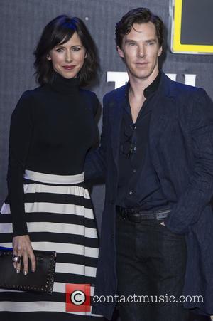 Sophie Hunter and Benedict Cumberbatch