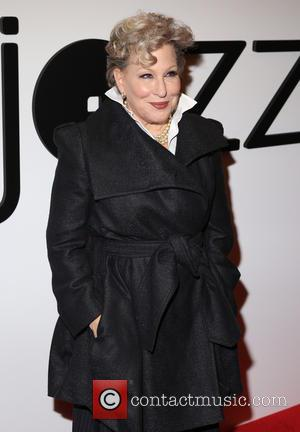 Bette Midler - Jazz at Lincoln Center's Ertegun Atrium and Ertegun Hall of Fame grand reopening - Arrivals - New...