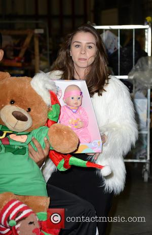 Brooke Vincent - 1 in 3 children in Manchester live in poverty Key 103's Cash for Kids Mission Christmas aim...