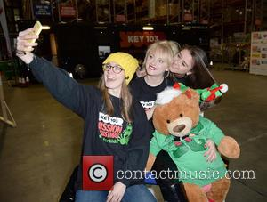 Amy Kelly, Katie Mcglynn and Brooke Vincent