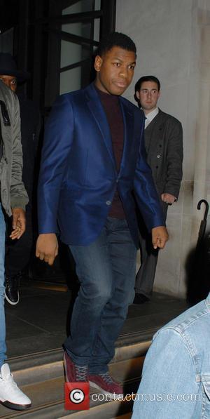John Boyega - Star Wars: The Force Awakens cast members leave The Corinthia Hotel London - London, United Kingdom -...