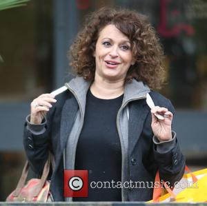 Nadia Sawalha Kept Baby Foetus In Freezer After Miscarriage