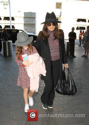 Salma Hayek and Valentina Pinault