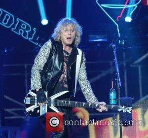 Def Leppard and Rick Savage