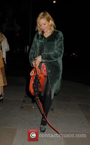 Sienna Miller - LOVE Magazine - Christmas party at George Club - London, United Kingdom - Friday 18th December 2015