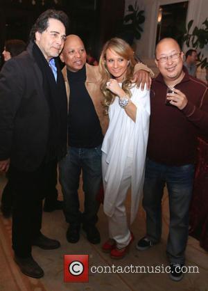 Christina Derosa, Ewart Chin and Maria Elena Infantino