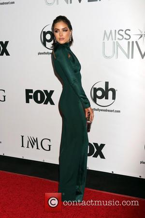 Olivia Culpo - The 64th Miss Universe Pageant held at Planet Hollywood Resort & Casino - Arrivals at Planet Hollywood...