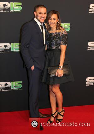 Jessica Ennis-hill and Andy Hill