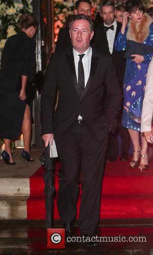 Piers Morgan - Wedding of Christine Bleakley and Frank Lampard at St. Paul's Knighstbridge - London, United Kingdom - Sunday...