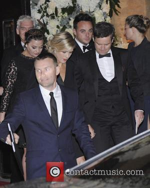 Anthony Mcpartlin, Declan Donnelly, Ant & Dec, Ant, Dec, Lisa Armstrong and Ali Astall