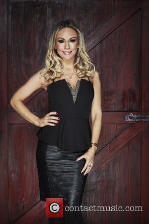 Kristina Rihanoff - Celebrity Big Brother 2016 housemates revealed at Celebrity Big Brother - London, United Kingdom - Monday 21st...