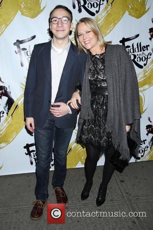 Alex Burstein and Rebecca Luker