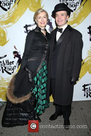 Susan Lyons and Jefferson Mays