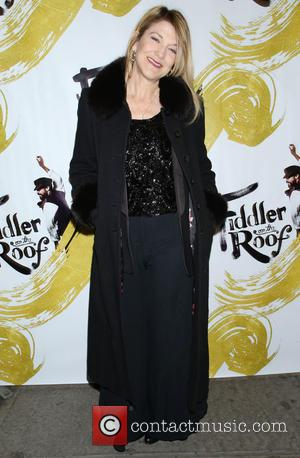 Victoria Clark - Opening night of Fiddler On the Roof at the Broadway Theatre - Arrivals. at Broadway Theatre, -...