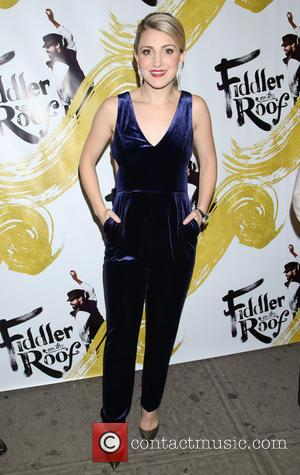 Annaleigh Ashford - Opening night of Fiddler On the Roof at the Broadway Theatre - Arrivals. at Broadway Theatre, -...