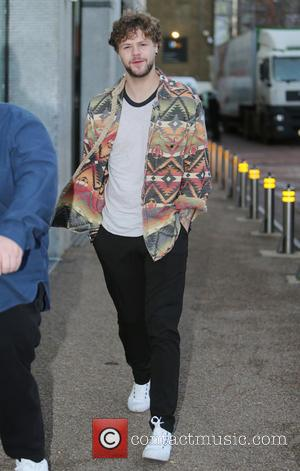 Jay McGuiness - Celebrities at the ITV studios - London, United Kingdom - Monday 21st December 2015