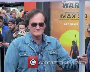 Quentin Tarantino - Quentin Tarantino receives his Star on the Hollywood Walk of Fame - Los Angeles, California, United States...