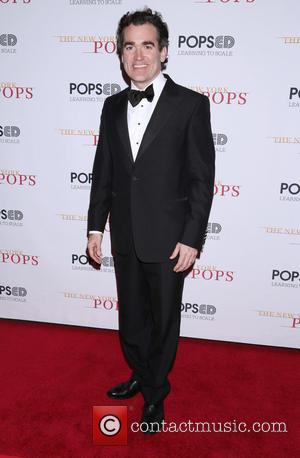 Brian d'Arcy James - After party celebrating the New York Pops Christmas concert held at Carnegie Hall - Arrivals. at...