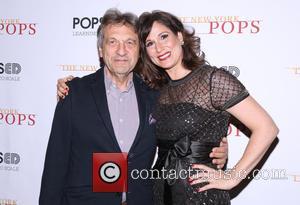Alain Boublil and Stephanie J. Block