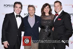 Brian D'arcy James, Alain Boublil, Stephanie J. Block and Steven Reineke