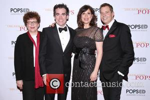 Judith Clurman, Brian D'arcy James, Stephanie J. Block and Steven Reineke