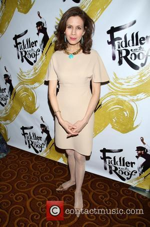 Jessica Hecht - Opening night party for Fiddler On the Roof held at Gotham Hall - Arrivals. at Gotham Hall,,...