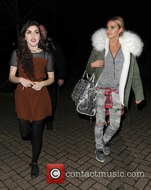 Carla Nella and Katie Price