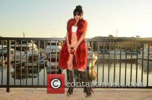 Bai Ling - Bai Ling can't wait to drop her own hot red ball for 2016 New Years at Marina...