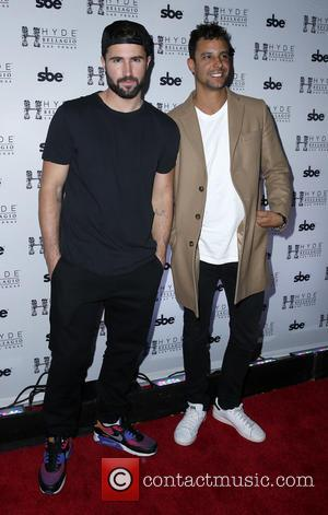Brody Jenner and Devon Lucien