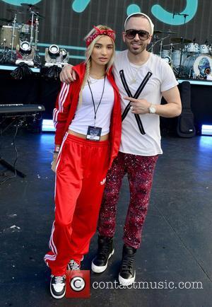 Pia Mia and Yandel