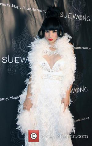 Bai Ling - Sue Wong's New Year's Eve Fashion Retrospective Fashion Installation Fête in Hollywood at The Cedars - Hollywood,...