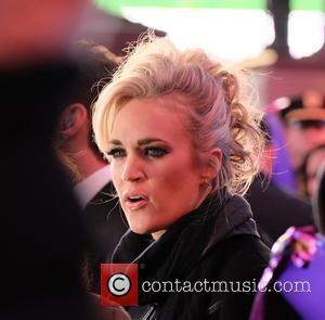 Carrie Underwood - Celebrities at 2016 New Years Eve in Times Square at Times Square - Manhattan, New York, United...