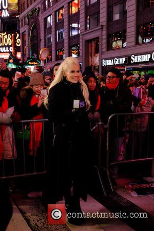 Jenny McCarthy - Celebrities at the 2016 New Years Eve in Times Square at Times Square - Manhattan, New York,...