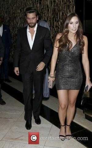 Scott Disick - Scott Disick Hosts New Years Eve Soiree at 1 Oak Nightclub inside The Mirage Hotel and Casino...