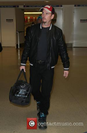 Kevin Dillon - Celebrities at Los Angeles International (LAX) Airport - Los Angeles, California, United States - Friday 1st January...
