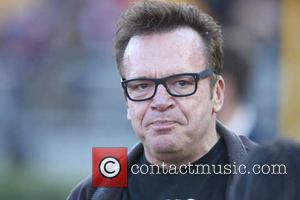 Tom Arnold - Tom Arnold out at the Rose Bowl Game. The Stanford Cardinal defeated the Iowa Hawkeyes by the...