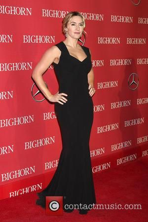 Kate Winslet - 27th Palm Springs International Film Festival Gala at the Palm Springs Convention Center - Arrivals at Palm...