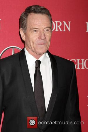 Bryan Cranston - 27th Palm Springs International Film Festival Gala at the Palm Springs Convention Center - Arrivals at Palm...