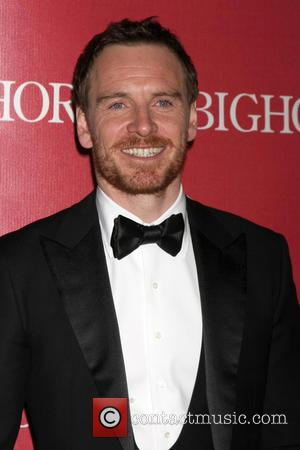 Michael Fassbender - 27th Palm Springs International Film Festival Gala at the Palm Springs Convention Center - Arrivals at Palm...